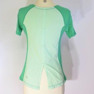 Lululemon Run Short Sleeve Tee Shirt